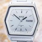 Seiko Actus 6309-513c Rare Mens Authentic 1970s Made In Japan...