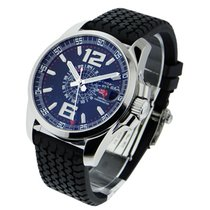 Chopard 16/8514-3001 Gran Turismo GMT XL - Automatic in Steel...