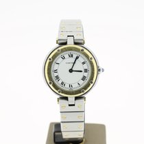 Cartier Santos Ronde Steel/Gold (B+ServicePaper1991) Quartz 27mm