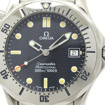 Omega Seamaster Professional 300m Steel Mid Size Watch 2562.80...