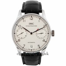 IWC Portuguese Platinum Automatic Limited Edition IW500104