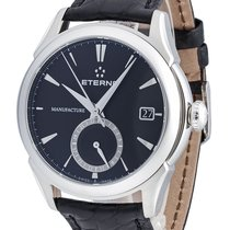 Eterna .. 1948 Legacy Manufacture GMT Automatic NEW FULL SET
