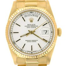 勞力士 (Rolex) Datejust Day-Date ref. 18238 zaffiro 09/1992 art....