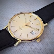 Certina 14ct golden,  looking like new
