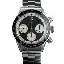 Rolex DAYTONA PAUL NEWMAN 6240 BLACK DIAL 3 COLORS