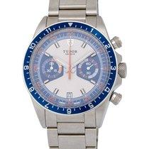 Tudor Heritage Chronograph Automatic Men's Watch – 70330B
