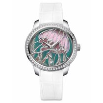 Ulysse Nardin Jade Enamel Jellyfish Diamonds Ladies watch