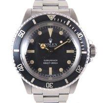 "Rolex Submariner Vintage 5513 ""Maxi Dial"" Mark IV"