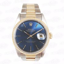 Rolex Datejust 16233 Steel and Gold