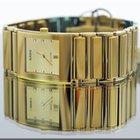 Rado Integral Jubilé Gold Tone Dial Gold Tone Ceramic