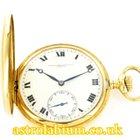 Patek Philippe Vintage Grand Prix Pocket Watch 18K Yellow Gold