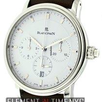 Blancpain Villeret Single Pusher Chronograph Ref. 6185-1127-55b