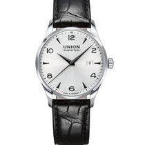 Union Glashütte Herrenuhr Automatik Noramis Datum, D005.407.16...