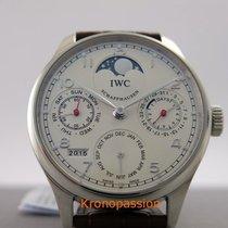IWC Portuguese Perpetual Calendar Boutique Edition New