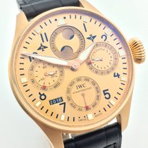 IWC Big Pilot Perpetual Limited Boutique Edition Pink Gold Mint