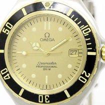 Omega Seamaster Professional 200m Quartz Mens Watch 396.1042...