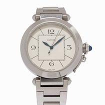 Cartier Pasha Jumbo, Ref. 2730, Switzerland, c.2005