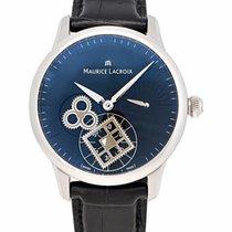 Maurice Lacroix Masterpiece Roue Carree Seconde Men's Watch...