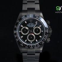勞力士 (Rolex) Daytona Ref.116520 Customized Pvd Steel With...