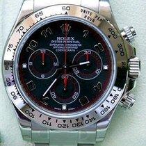 Rolex Daytona 116509 18k White Gold Chronometer New  With Tags...