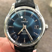 Omega DeVille Hour Vision ORBIS Blue Dial 41mm