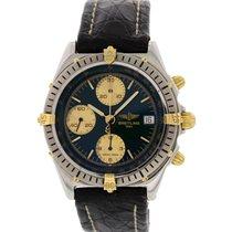 百年靈 (Breitling) Chronomat 18K YG/SS B13048