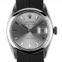 Rolex Oyster Perpetual Air King Date Stahl Automatik Armband...