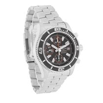Breitling Superocean Mens Chronograph Automatic Watch A1334102...