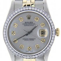Rolex Datejust Automatic-self-wind Mens Watch 16013 (certified...