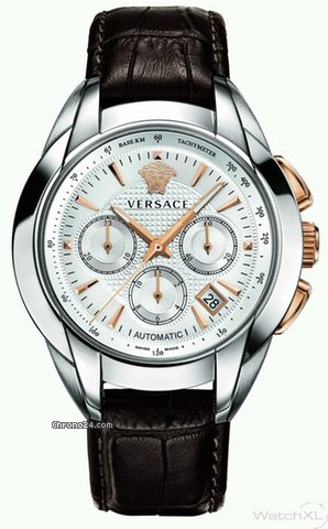 Versace CHARACTER CHRONO AUTOMATIC - 100 % NEW