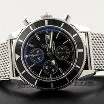Breitling SuperOcean Heritage Chronograph Steel 46 mm (Full Set)
