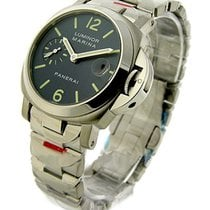 Panerai PAM00120 PAM 120 - Luminor Marina Automatic in Steel -...
