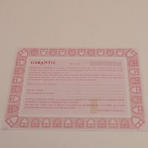 Tudor Warranty Certificate Ref: 79280