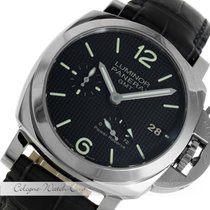 Panerai Luminor 1950 3 Days GMT Power Reserve Stahl PAM00537