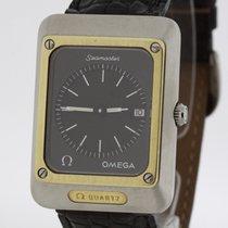 Omega Seamaster Mariner solid 18k Gold Bezel Ref. 196.0050...