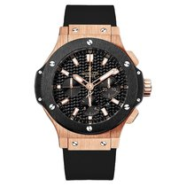 Hublot Big Bang 44mm Evolution Automatic Chronoscaph with Date...