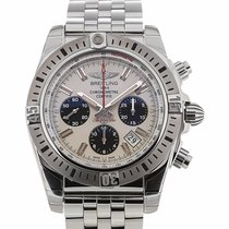Breitling Chronomat Airborne 44 Automatic Silver Dial Cal. B01
