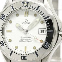 Omega Seamaster Professional 300m Quartz Ladies Watch 2582.20...