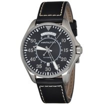 Hamilton Pilot Day Date H64615735 Watch