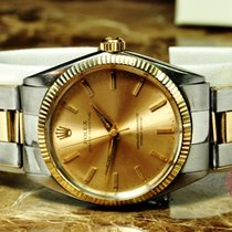 Rolex Oyster Perpetual Steel / Gold Vintage