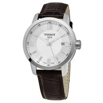 Tissot Men's T055.410.16.017.01 Quartz Black Watch