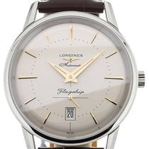 Longines Flagship Heritage 39 Automatic Leather