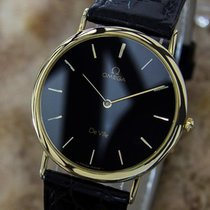 Omega Deville Swiss Made 1990s Gold Plated  Quartz Dress Watch...