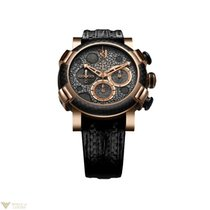 Romain Jerome Moon Dust DNA Chronograph 18K Red Gold Men's...