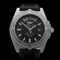 Breitling Crosswind Big Date Stainless Steel Gents A45355