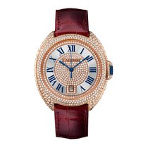 Cartier Cle  Mens Watch Ref WJCL0037