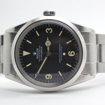 Rolex Explorer I Automatik 1016 Vintage 7206-58