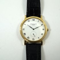Patek Philippe 3919 Calatrava 18k yellow manual wind c.2000's