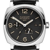 Panerai Radiomir 1940 3 Days Acciaio GMT Power Reserveand...
