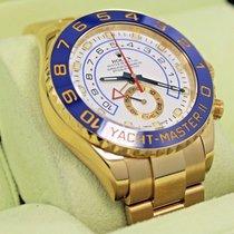 Rolex Yacht Master II 116688 New Style 18k Yellow Gold Watch...